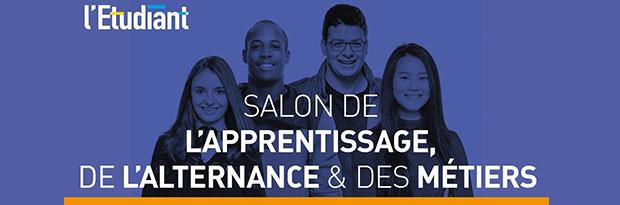 Emc au salon de l 39 apprentissage et l 39 alternance emc for Salon de l alternance paris